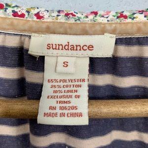 Sundance Tops - SUNDANCE CATALOG Striped Long Sleeve Size Small